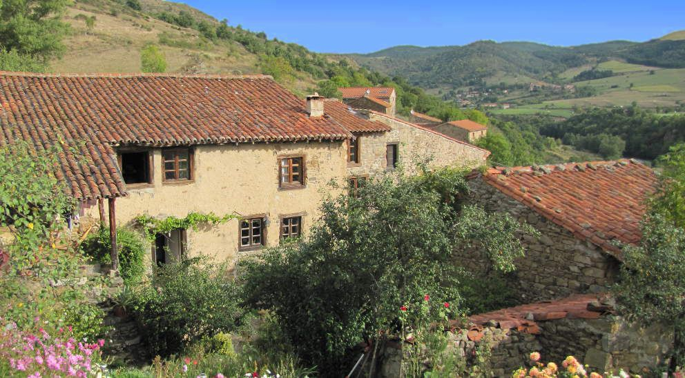 Holiday Cottages In The Massif Central Uplands Of Southern Central France