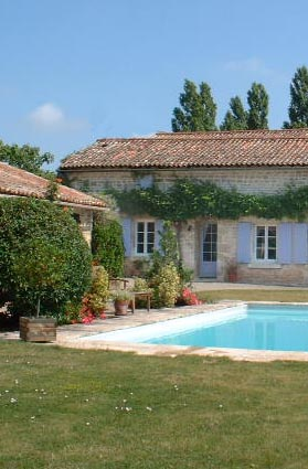 bed and breakfast charentes