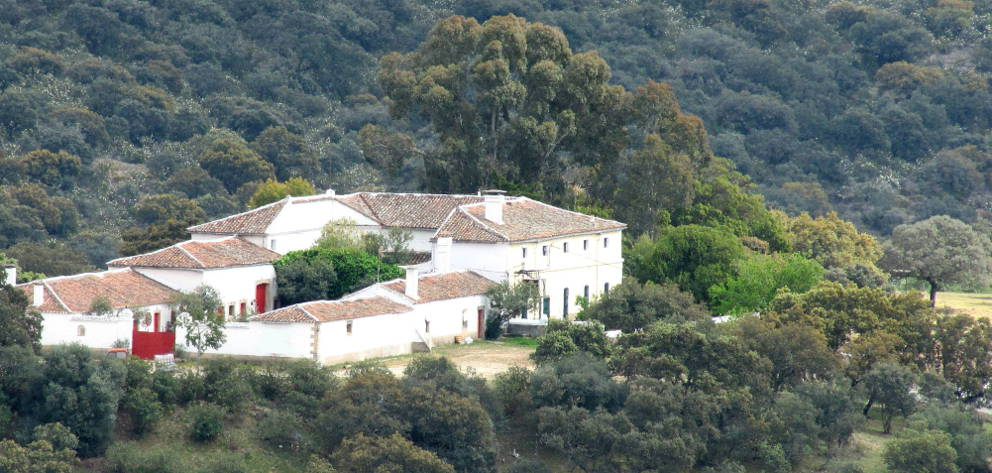 Rural cottages in spain b b accommodation and traditional for Modern house holiday lets